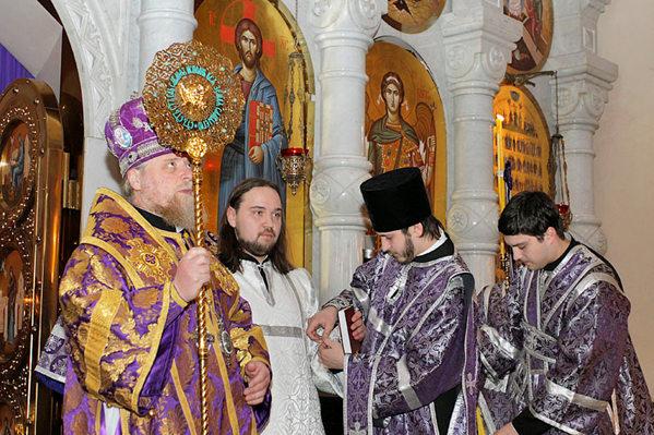 Священство о.Антония
