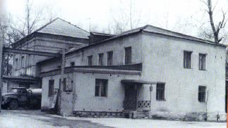 Таким здание Успенской церкви начали возвращать верующим в 1992 году